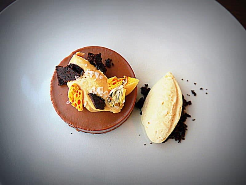 Food at Darwin Brasserie