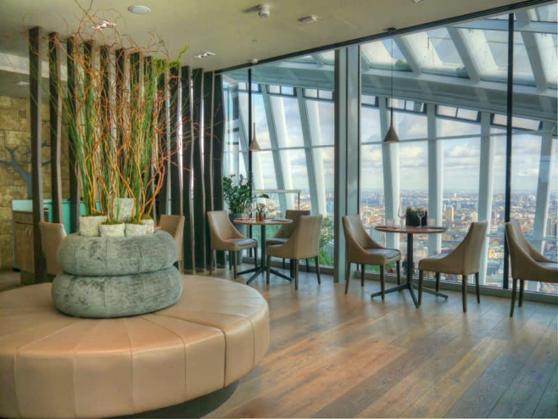The views from Darwin Brasserie