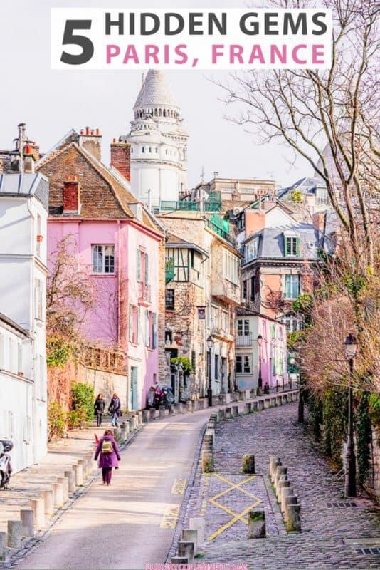5 Hidden Gems in Paris, France | Secret Paris places and historical attractions | #Paris | #EuropeTravel | #France | #TravelTips