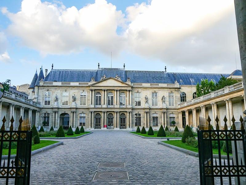 The Carnavalet Museum in Le Marais is a Paris hidden gem