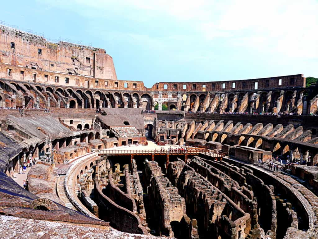 12 of the Most Luxurious City Breaks in Europe - the Colosseum in Rome, Italy