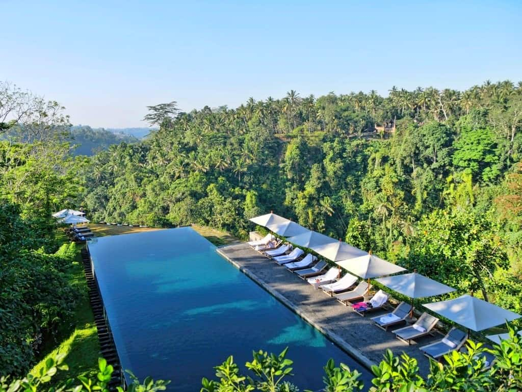 Alila Ubud From Here To Infinity