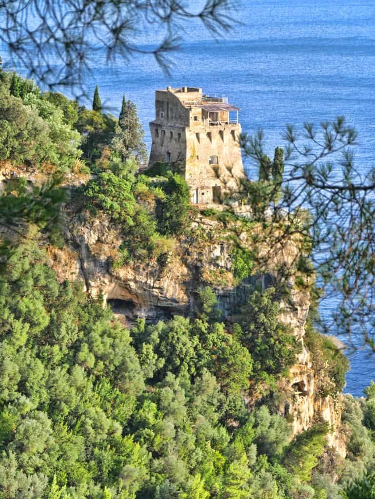 Stay in a Luxurious Amalfi Coast Private Villa