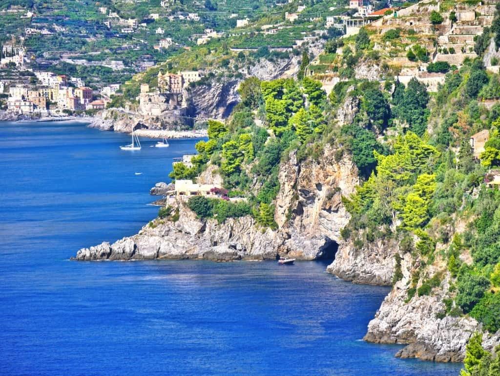 La Torre Amalfi view