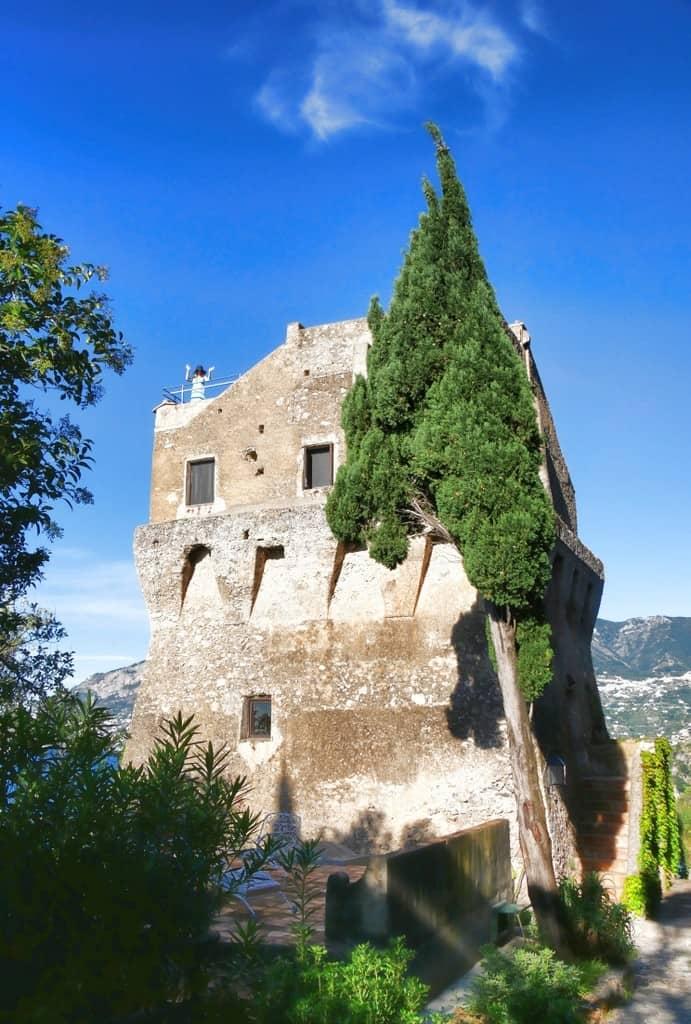 La Torre private villa Amalfi Coast