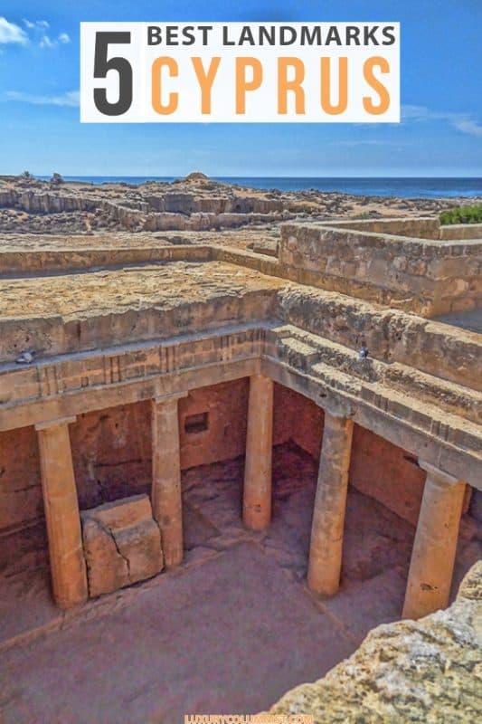 5 Best Cyprus Landmarks | The Best Attractions in Cyprus | #cyprus | #europe | #paphos | #TravelDestinations | #TravelTips