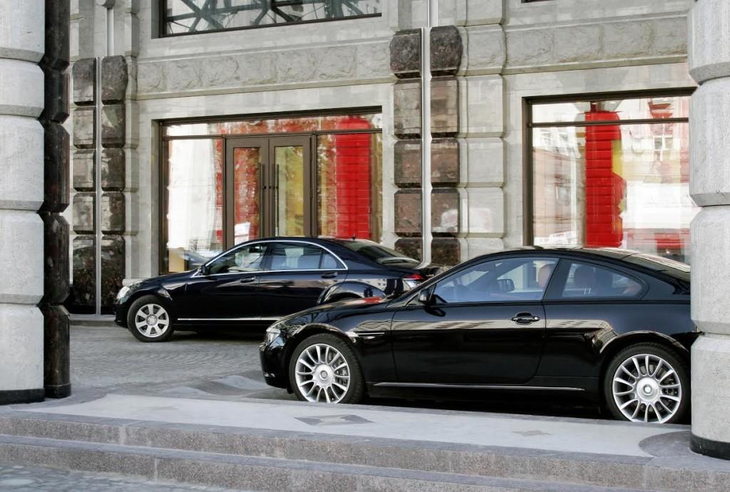 blacklane limousines