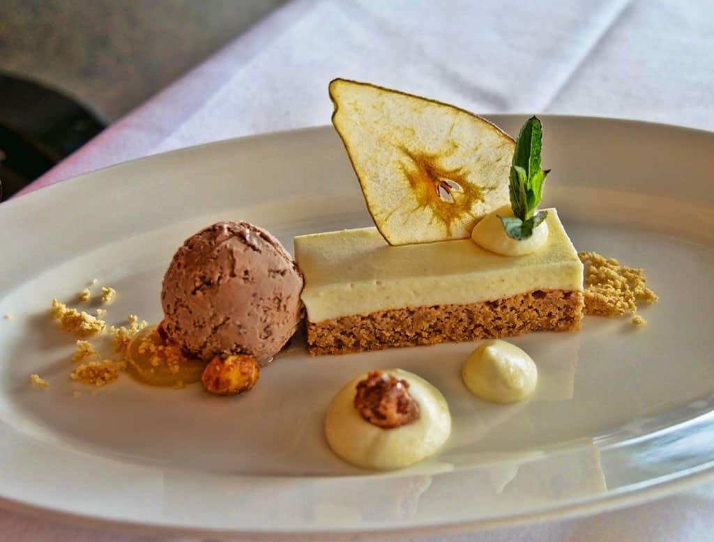 best restaurants in Lucerne - Scala at Hotel Montana