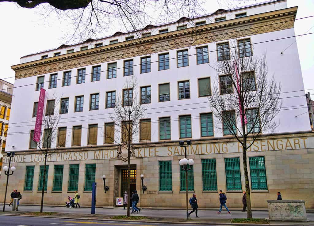 The Rosengart Museum Luzern