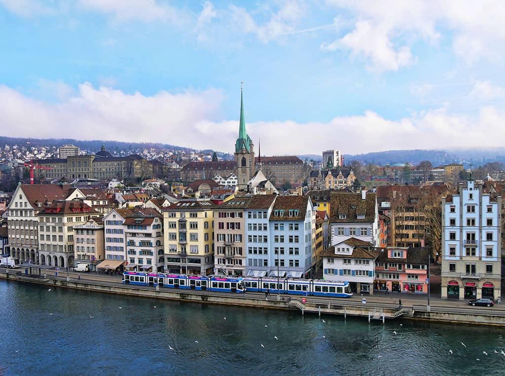24 Hours in Zurich, Switzerland