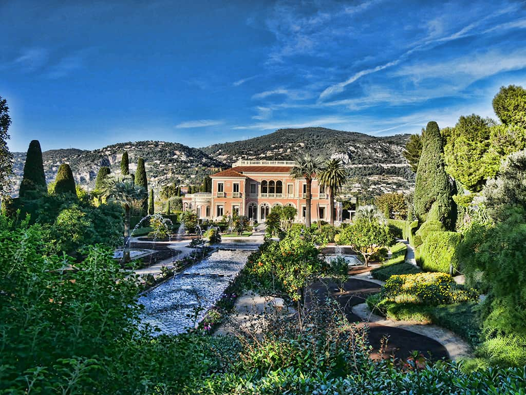 Villa Ephrussi de Rothschild - Hidden Gem on the French Riviera