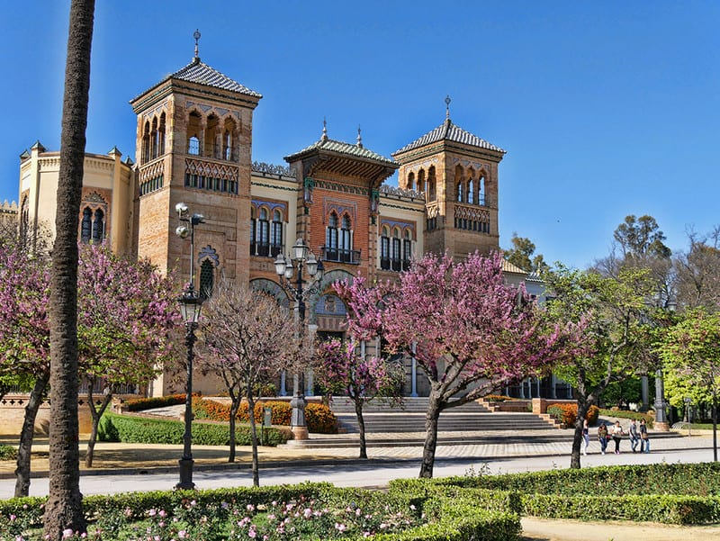 12 of the Most Luxurious City Breaks in Europe - Maria Luisa Park in Seville, Spain