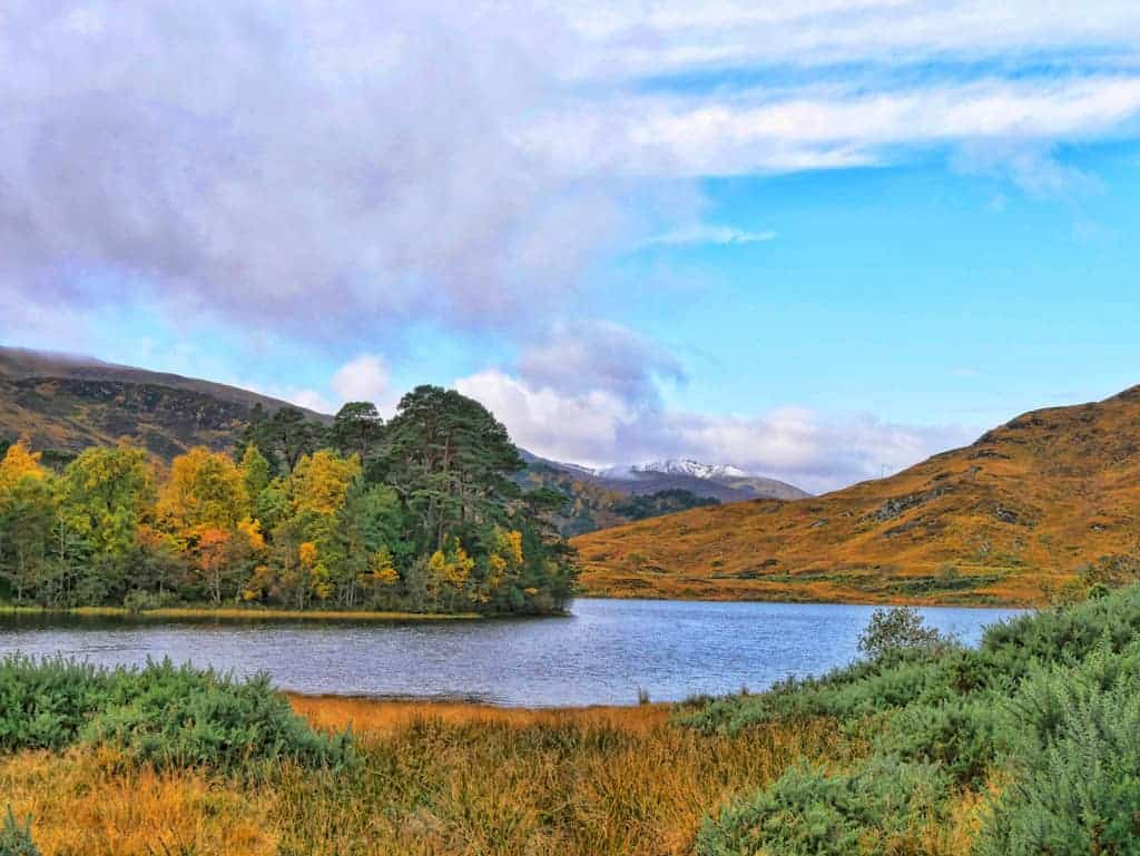 Touring the Scottish Highlands In 48 Hours