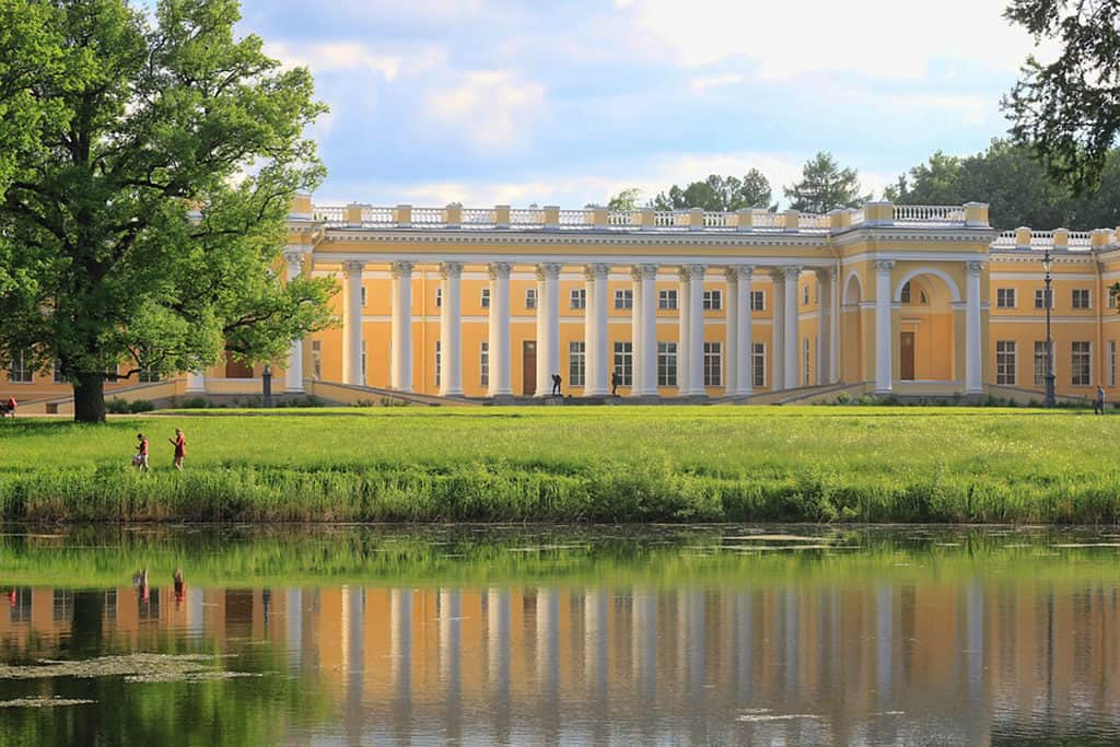 12 of the Most Luxurious City Breaks in Europe - Palace in St Petersburg, Russia