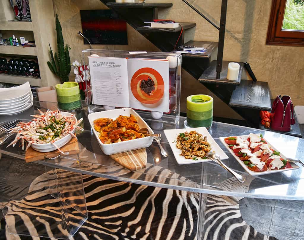 Enrica Rocca - The Best Venice Cooking Class?