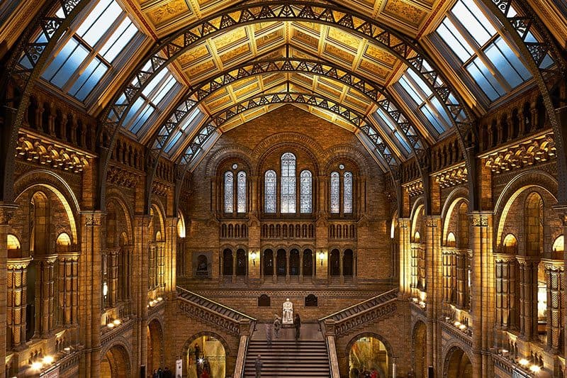The Natural History Museum, South Kensington