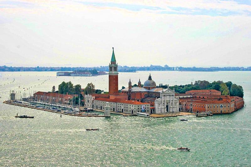 San Giorgio Maggiore, one of the best hidden gems in Venice
