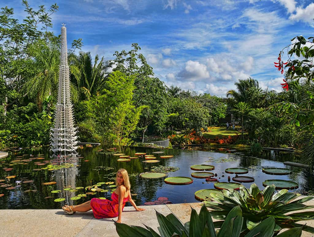 Fantastic art and cultural attractions in naples florida - Botanical gardens naples florida ...