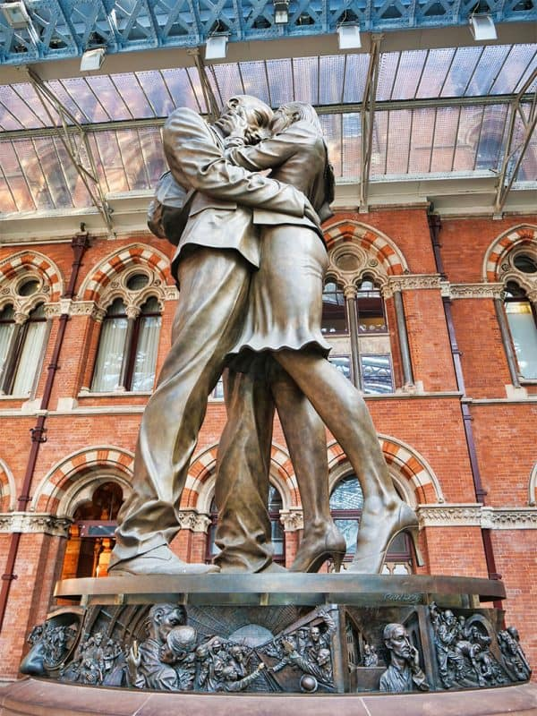 The Meeting Place, St Pancras
