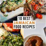 10 Best Jamaican Food Recipes   Jerk Chicken, Run Down, Callaloo, Jamaica Rum Cake   #Jamaican   #JamaicanFood   #CaribbeanFood   #Caribbean
