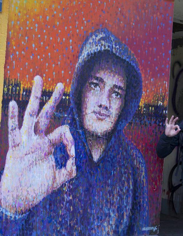 Berlin Street Art and the Leica Oskar Barnack Award