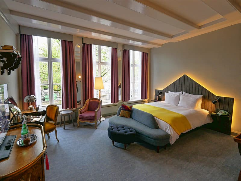 Hotel pulitzer in amsterdam a luxurious place to stay for Best luxury hotel in amsterdam