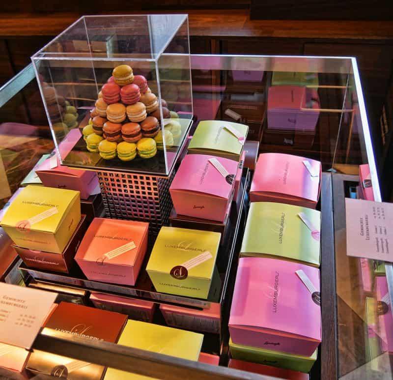 Confiserie Sprungli - one of the best chocolate shops in Zurich