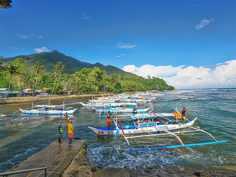 Puerto Princesa Subterranean River Palawan Philippines