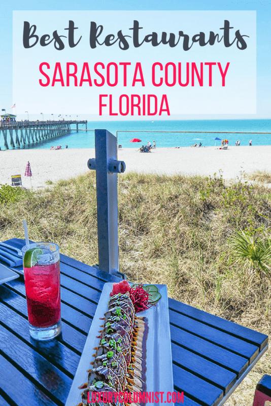 Best Restaurants In Sarasota County Florida Gulf Coast Usa Travel