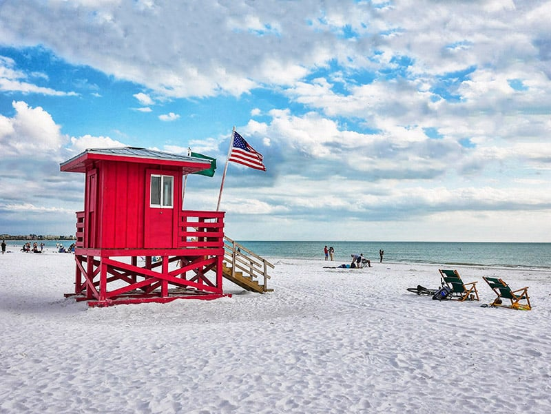 The 5 Best Beaches in Sarasota, Florida