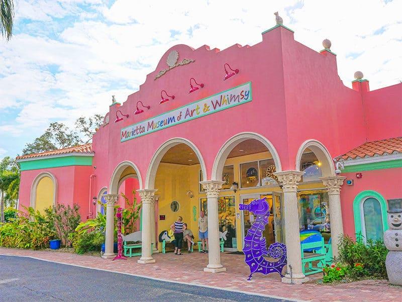 Marietta Museum of Art and Whimsy, Sarasota, Florida