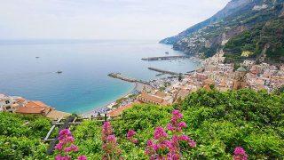 Best Towns in Amalfi Coast, Italy
