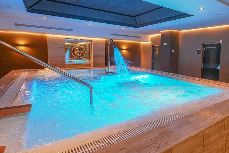 Amare Spa in the Amare Hotel, Marbella Spain