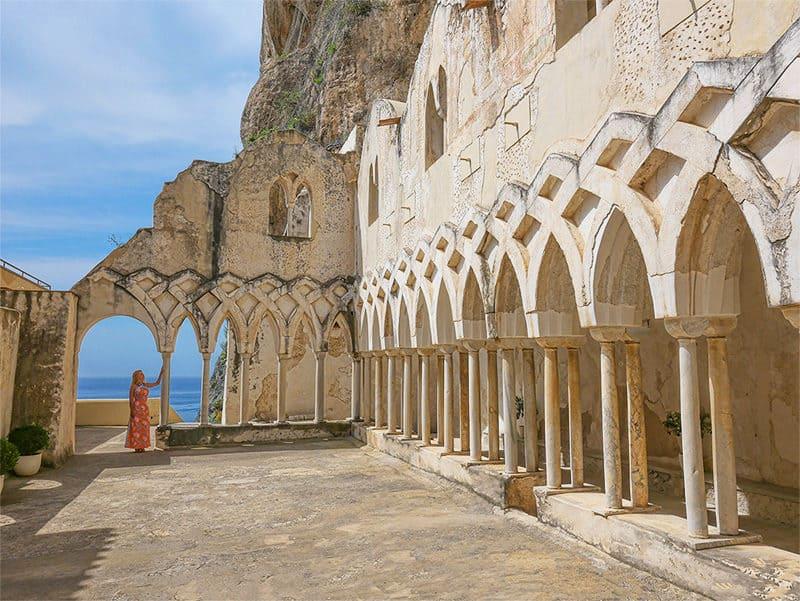 Grand hotel convento di amalfi a historic amalfi coast hotel for Convento di amalfi