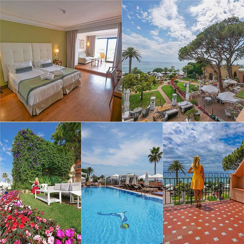 Fuerte Hotel Marbella is one of the best places to stay in Marbella