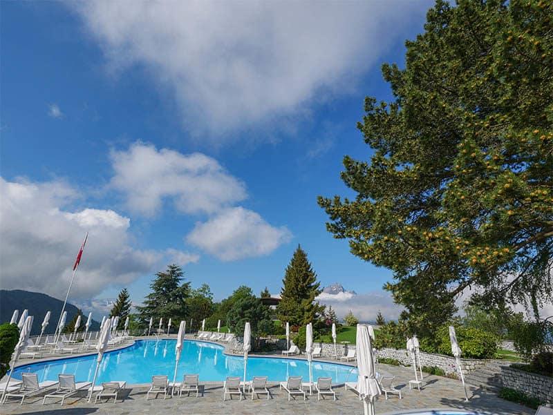 The Luxurious Bürgenstock Resort and Alpine Spa, Switzerland