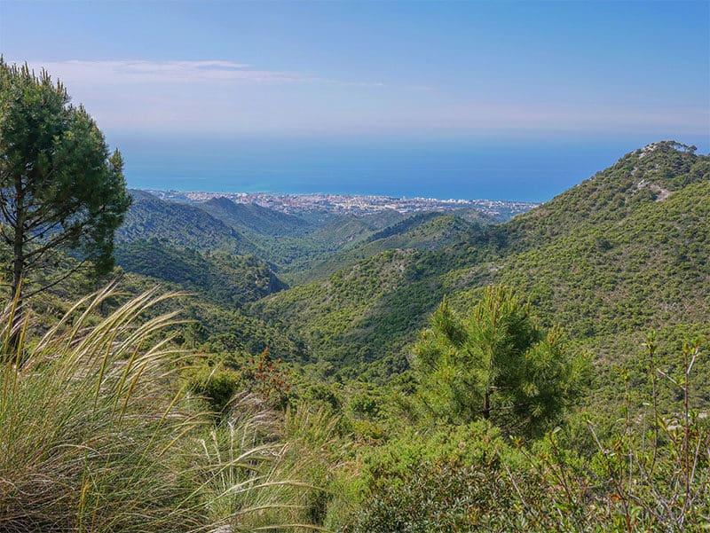 Mirador de Juanar, Marbella Spain