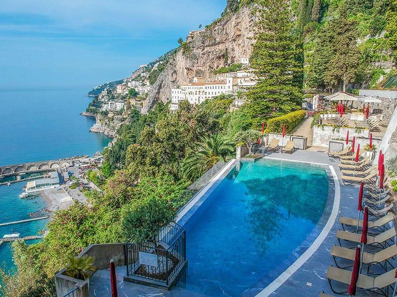 Grand Hotel Convento di Amalfi - A Historic Amalfi Coast Hotel
