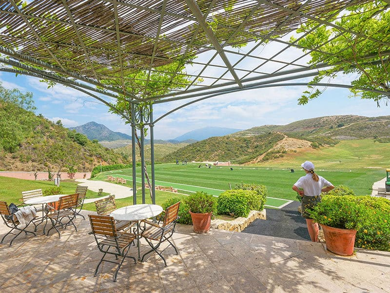 Marbella golf - Padierna golf course in Marbella