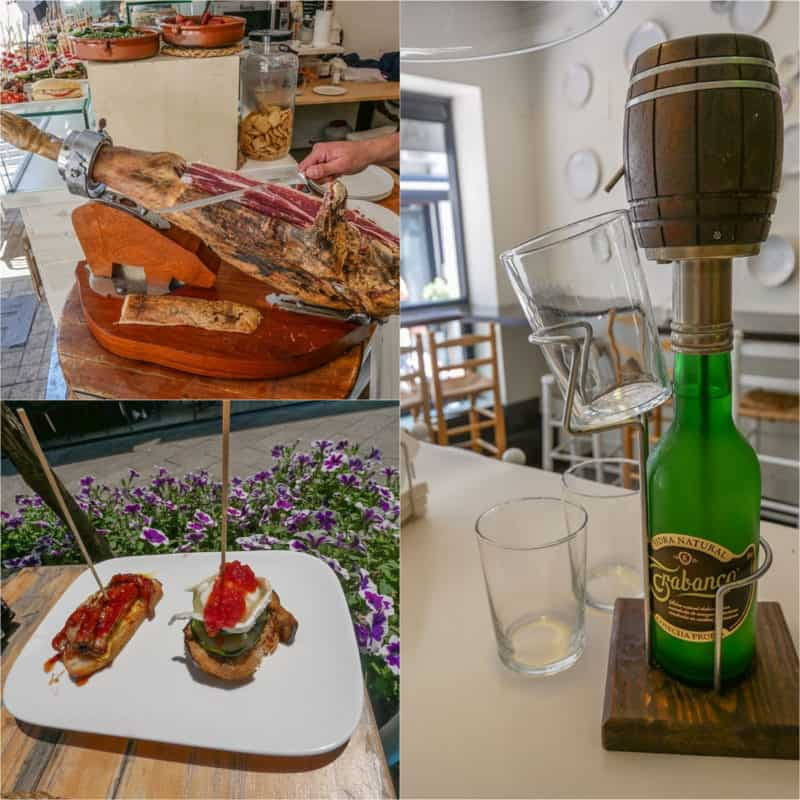 Tapa Experience guided food tour in Marbella Spain