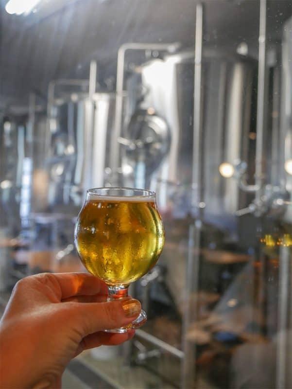 MyGrain brewery in Joliet, Illinois