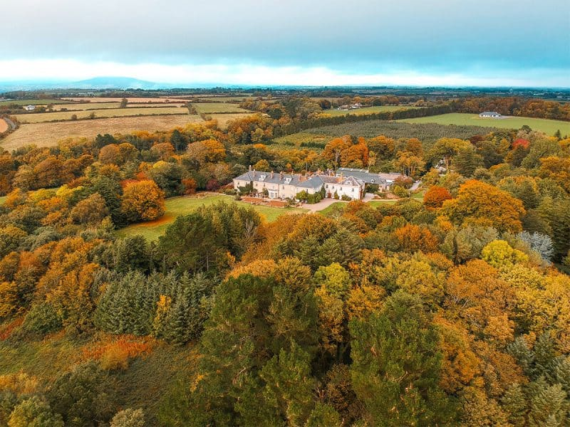 Dunbrody House - One of the Best Irish Country Hotels in County Wexford