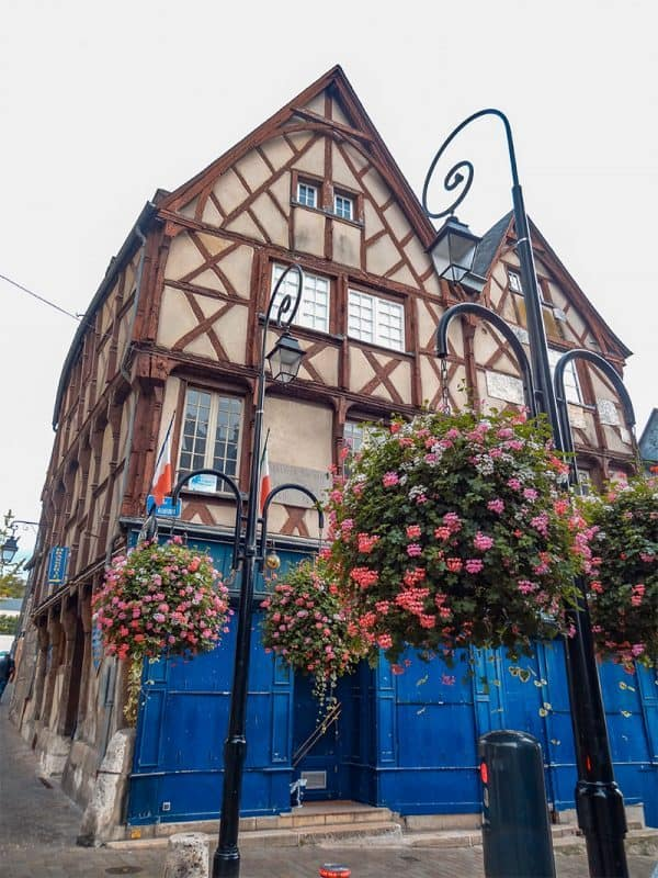 Jacques Coeur house in Bourges, France