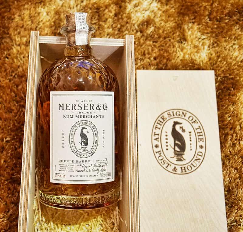 Merser & Co Rum