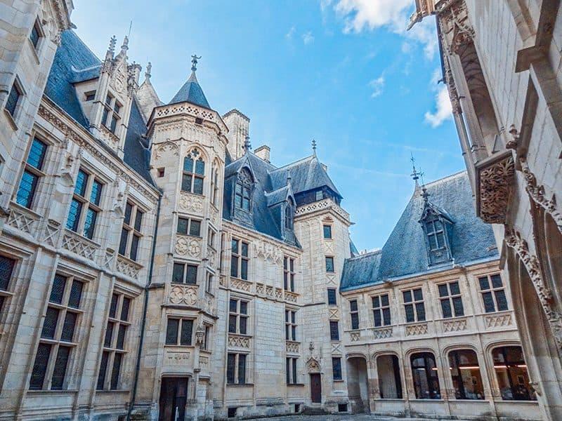 Palais Jacques Coeur in Bourges