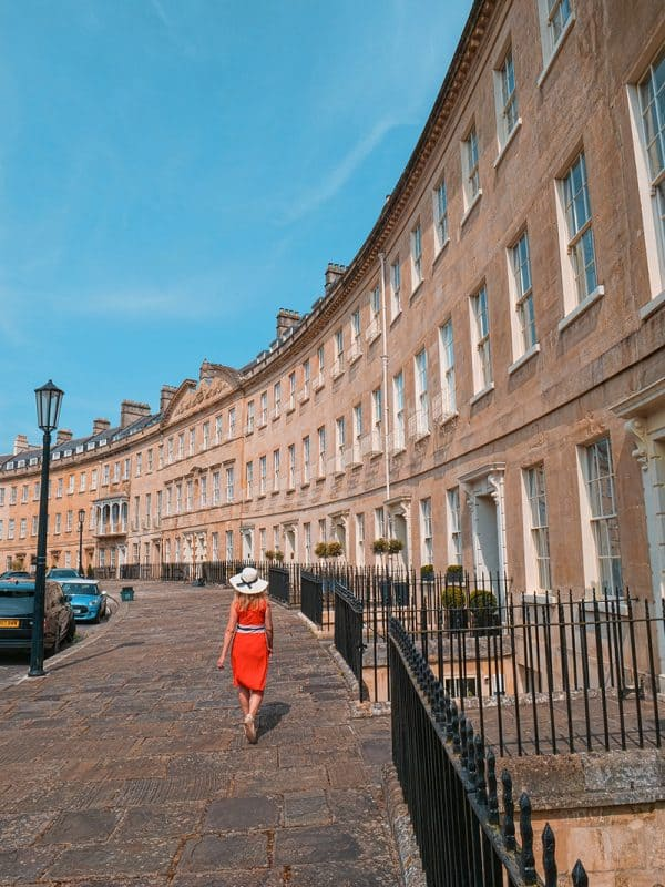 A luxury weekend break in Bath - the best things to do, places to eat and shopping