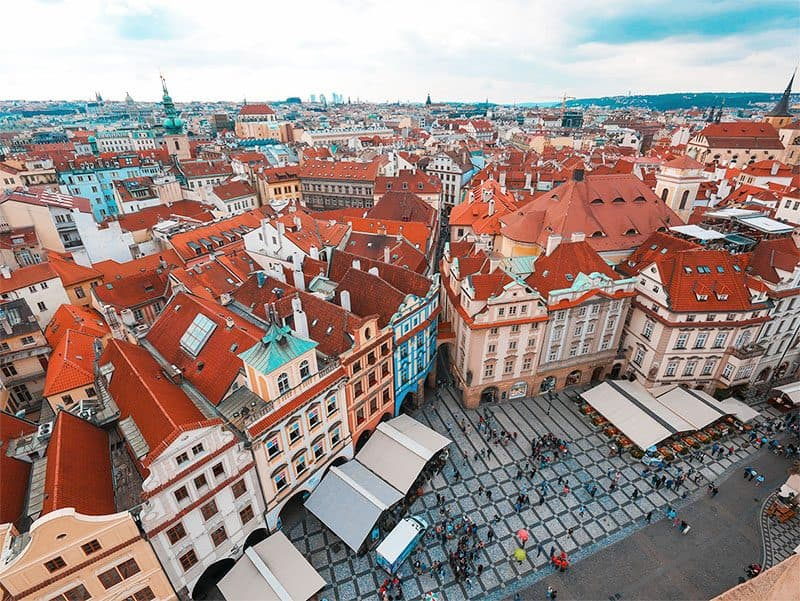 Two days in Prague - tips for the best things to do