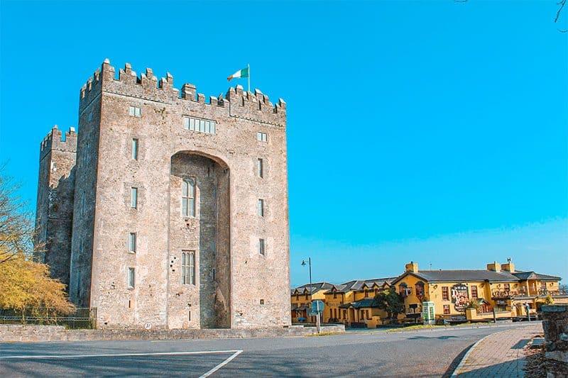 Bunratty Castle, Clare, Ireland