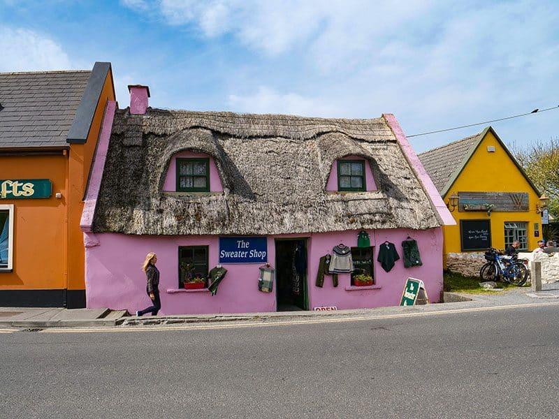 Doolin Village, Ireland