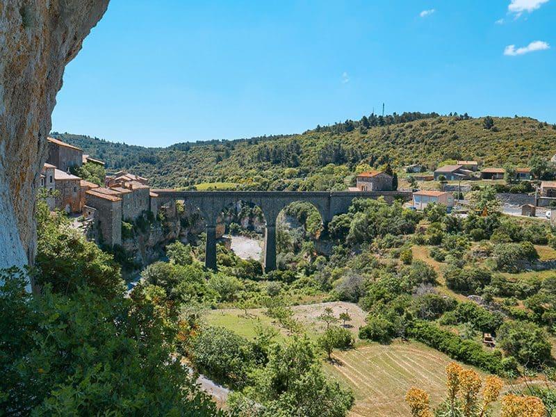 Minerve village, Languedoc Roussillon, South of France